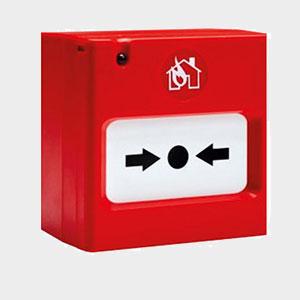 Bilge Bilişim Yangın Alarm Butonu