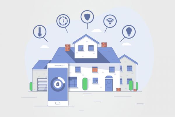 Akıllı Ev ve Alarm Sistemleri