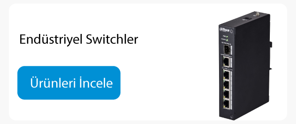 Endustriyel Switch
