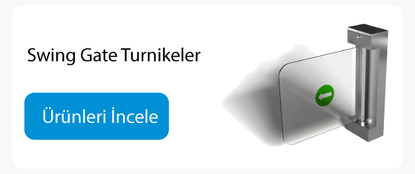 Swing Gate Turnikeler