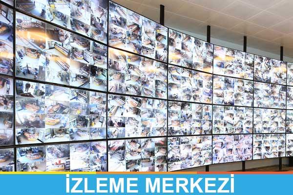 İzleme Merkezi Videowall Nedir?
